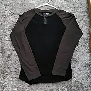 *3 for $10* Hurley Long Sleeve Shirt - Small